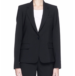 Gabe N Single Button Wool Blazer by Theory in House of Cards