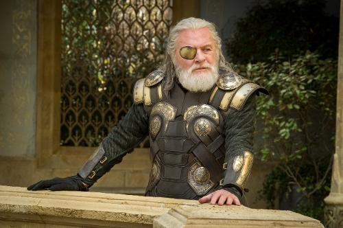 Custom Made Odin Costume by Wendy Partridge (Costume Designer) in Thor: The Dark World
