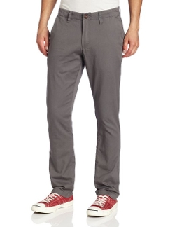 Faceted Chino Pant by Volcom in Paper Towns
