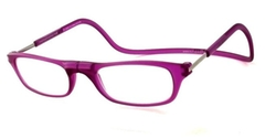 Magnetic Euro Reading Glasses by Clic in The Mindy Project