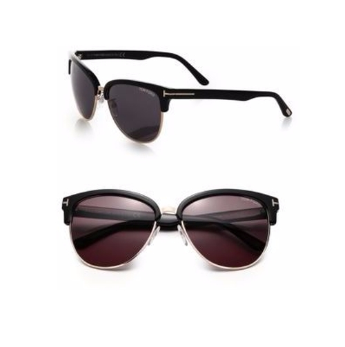 Fany Square Sunglasses by Tom Ford Eyewear in Keeping Up With The Kardashians - Season 12 Episode 16