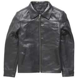 Alan Leather Jacket by Deus Ex Machina in X-Men: Apocalypse