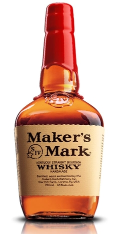 Whisky by Maker's Mark in Crazy, Stupid, Love.