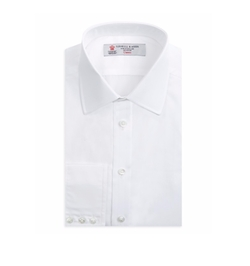 Poplin Classic Fit Dress Shirt by Turnbull & Asser in London Has Fallen