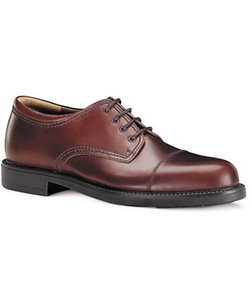 Tillman Waterproof Cap-Toe Oxford Shoes by Johnston & Murphy in Pete's Dragon