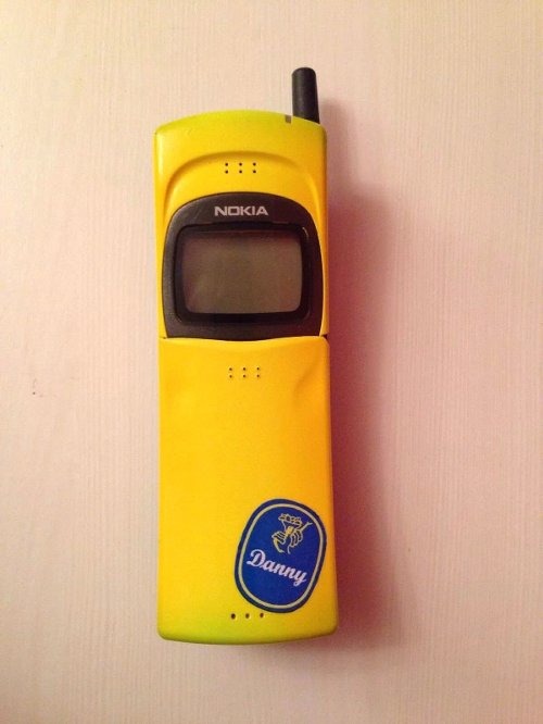 8110 Cellphone by Nokia in The Matrix