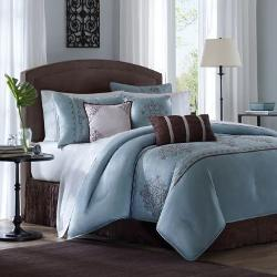 Brussell 7-pc. Comforter Set by Madison Park in Addicted