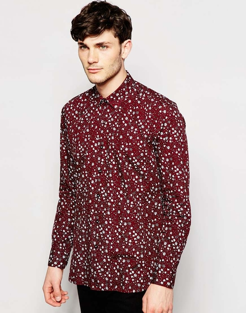 Peter Werth Premium Shirt by Asos in Youth