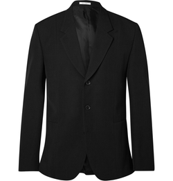 Cotton-Blend Twill Suit Jacket by Paul Smith in The Good Wife