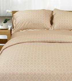 Greenest Functional Tea Fiber Bedding Set by Orifashion in Fifty Shades of Grey