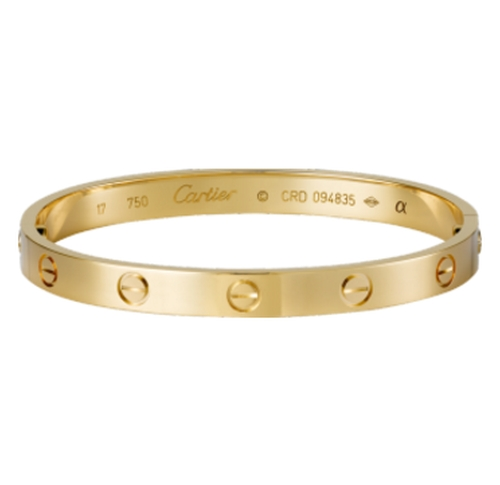 Love Bracelet by Cartier in Keeping Up With The Kardashians - Season 12 Episode 12