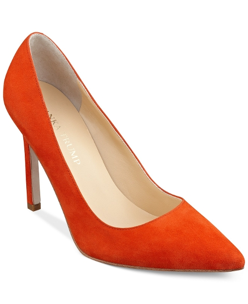 Carra Pumps by Ivanka Trump in Spy