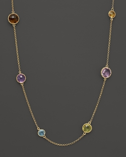 Station Necklace by Bloomingdale's in The Good Wife
