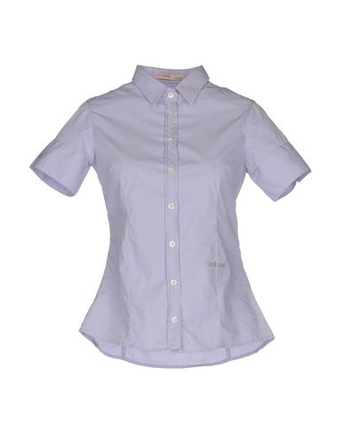 Button Shirts by Liu •Jeans in Bridesmaids