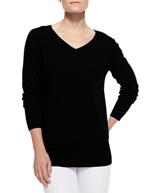 V-Neck Sweater by Neiman Marcus in Terminator: Genisys