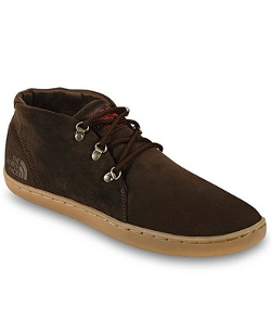 Base Camp Leather Chukka Shoes by The North Face in The Visit