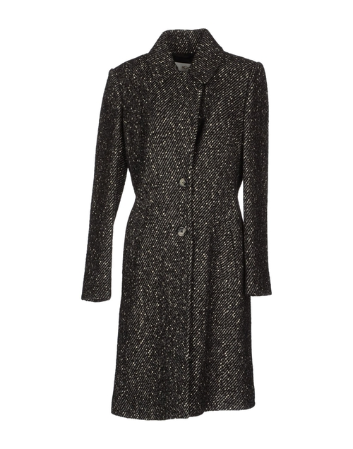Tweed Coat by BGN in Quantico - Season 1 Episode 11