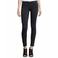 The Stiletto Skinny Raw-Hem Jeans by Current/Elliott in The Fate of the Furious