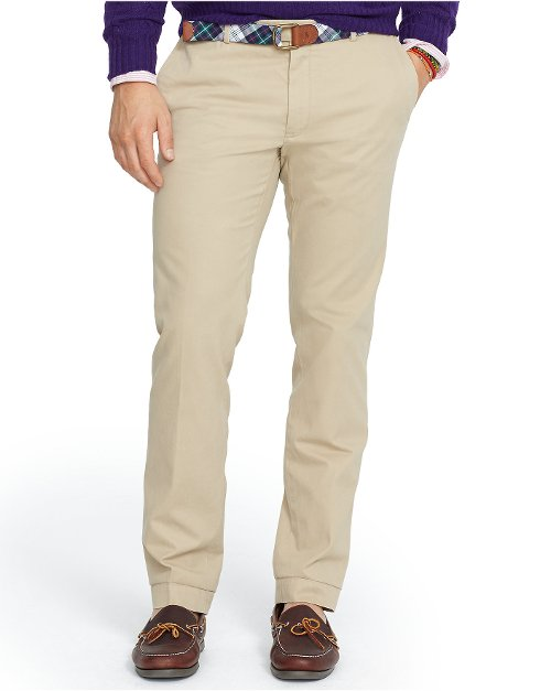 Slim-Fit Lightweight Chino by Polo Ralph Lauren in Crazy, Stupid, Love.
