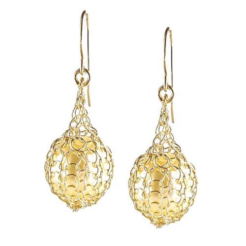 Pearl Dangle Earrings by YooLa in Top Five