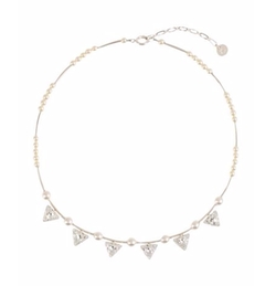 Beaded Detail Necklace by Reminiscence in Pretty Little Liars