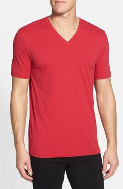 'Dredosos' V-Neck T-Shirt by Hugo in Ride Along