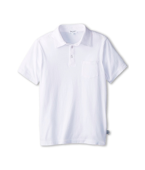 S/S Polo Shirt by Splendid Littles in Unbroken