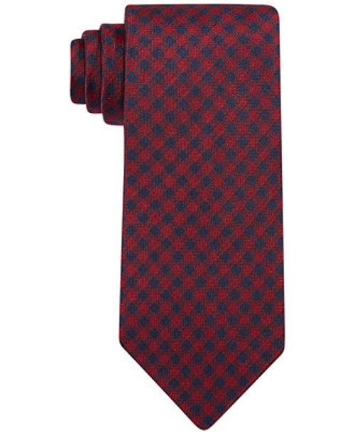 Buffalo Check Tie by Lauren Ralph Lauren in The Place Beyond The Pines
