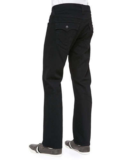 Ricky Midnight Straight-Fit Jeans by True Religion in Jurassic World