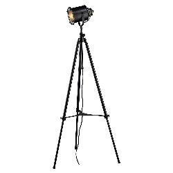 Adjustable Tripod Floor Lamp by Dimond in Oculus
