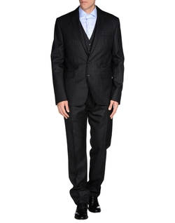 Pinstripe Three-Piece Suit by DSquared2 in Scarface