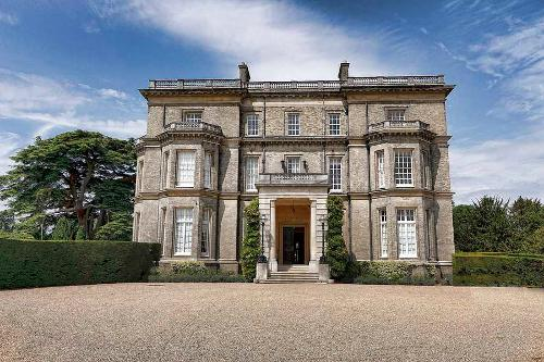 Hedsor House & Park Buckinghamshire, England in Mortdecai