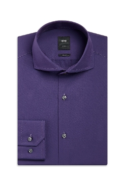 'T-Christo' Italian Stretch Cotton Blend Dress Shirt by BOSS in Marvel's The Avengers