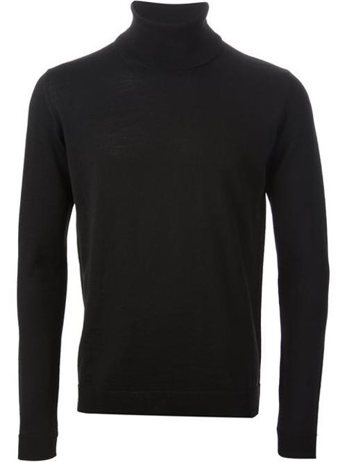 Turtle Neck Sweater by Roberto Collina in Lee Daniels' The Butler