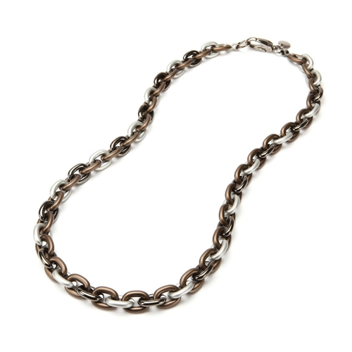 Alchemy Bike Chain Abs Necklace by Pono in The Good Wife - Season 7 Episode 8
