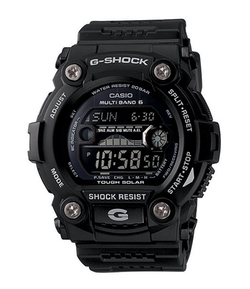 G-Rescue Solar Atomic Digital Watch by G-Shock in A Walk in the Woods