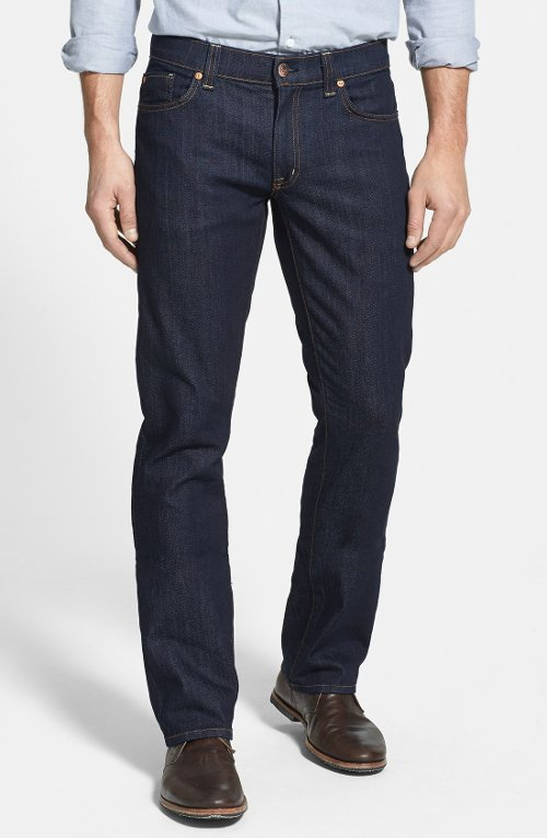 Impala Straight Leg Jeans by Fidelity Denim in Run All Night
