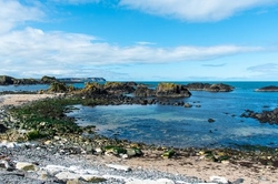 Moyle, United Kingdom by Ballintoy Harbour (Depicted as Port of Pyke) in Game of Thrones