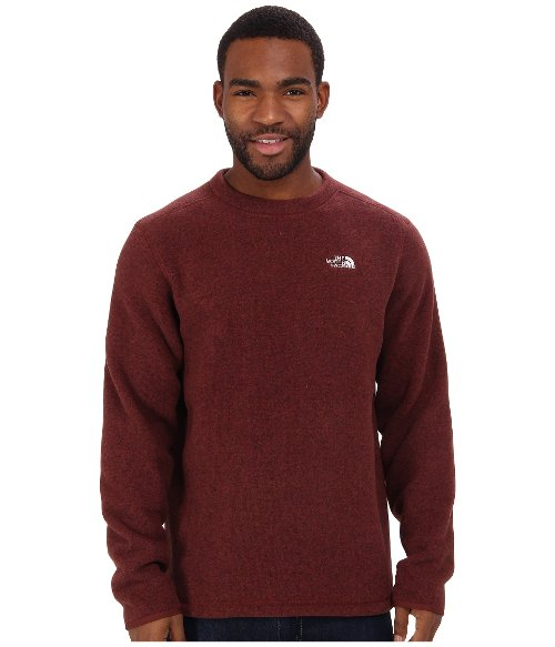 Gordon Lyons Crewneck Sweater by The North Face in That Awkward Moment