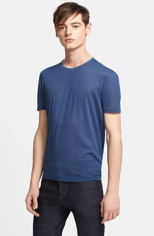 Collection Crosshatch Crewneck T-Shirt by John Varvatos in What If