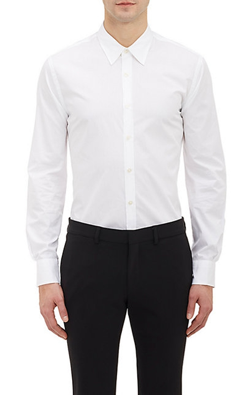 Poplin Dress Shirt by Paul Smith Exclusive in Ballers