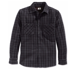 Men's Roachcontact Plaid Long-Sleeve Shirt by Quiksilver in Gilmore Girls: A Year in the Life