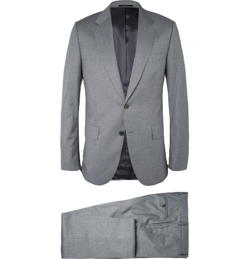 Mayfair Slim-Fit Wool Suit by Paul Smith London in Avengers: Age of Ultron