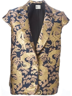 Jacquard Blazer by Lanvin in Empire