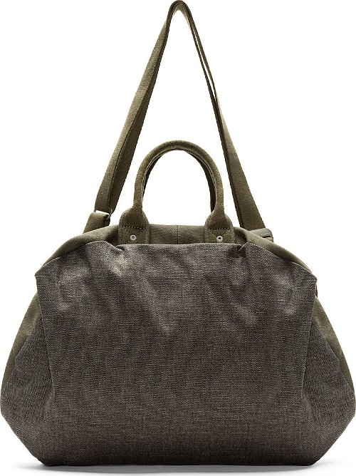 Canvas Seine Bowler Bag by Côte & Ciel in That Awkward Moment