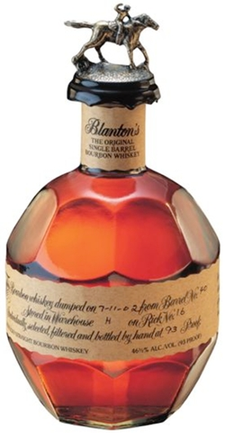 Original Single Barrel Bourbon by Blanton's in The Best of Me