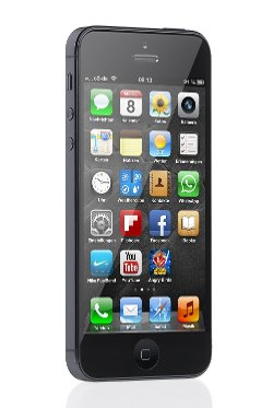 iPhone 5 by Apple in Horrible Bosses 2