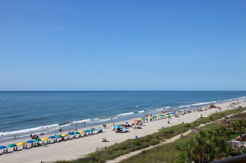 Myrtle Beach Horry County, South Carolina in Magic Mike XXL