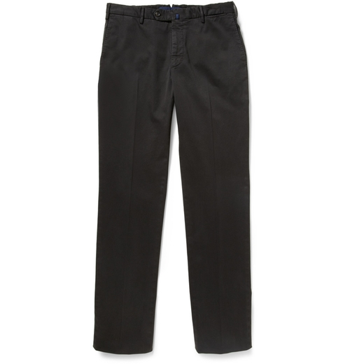 Four Season Relaxed-Fit Cotton-Blend Chino Pants by Incotex in We Are Your Friends