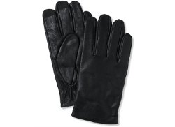 Leather Tech Gloves by Calvin Klein in The Loft